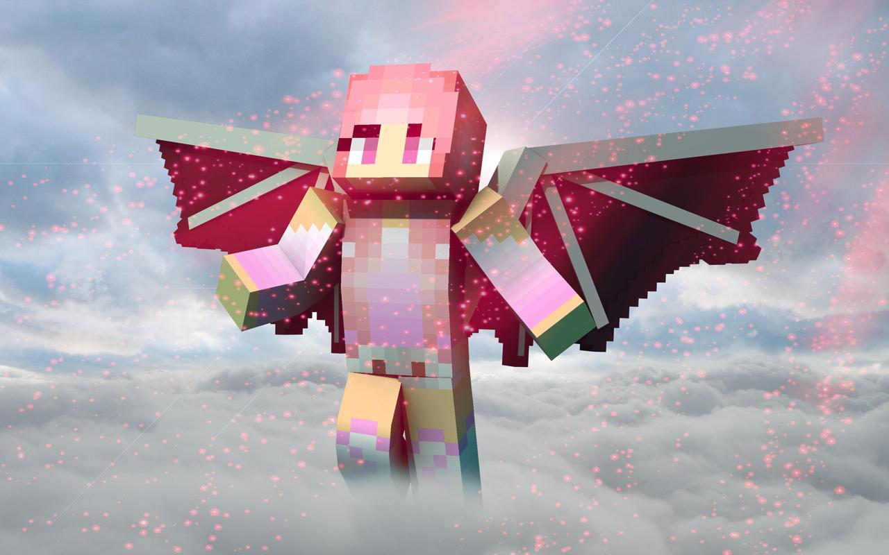 Angel Skins für Minecraft für Android   APK herunterladen