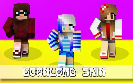 Mädchen Skins Für Minecraft Für Android APK Herunterladen - Skins fur minecraft madchen