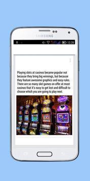 Online Casinos screenshot 1
