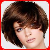 Стрижки на короткие волосы icon