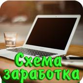 Cхема заработка в интернете icon
