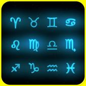 Зодиакальный гороскоп icon
