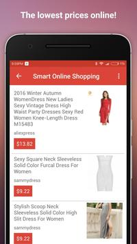 ef541ce0fad Smart Online China Shopping poster Smart Online China Shopping screenshot 1  ...