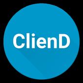 ClienD иконка