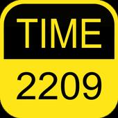 Такси Time 2209 icon