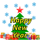 Happy Cristmass Tree icon