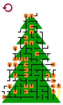 Happy Cristmass Tree poster