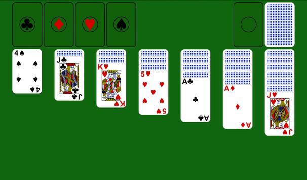 Классическая Косынка apk screenshot