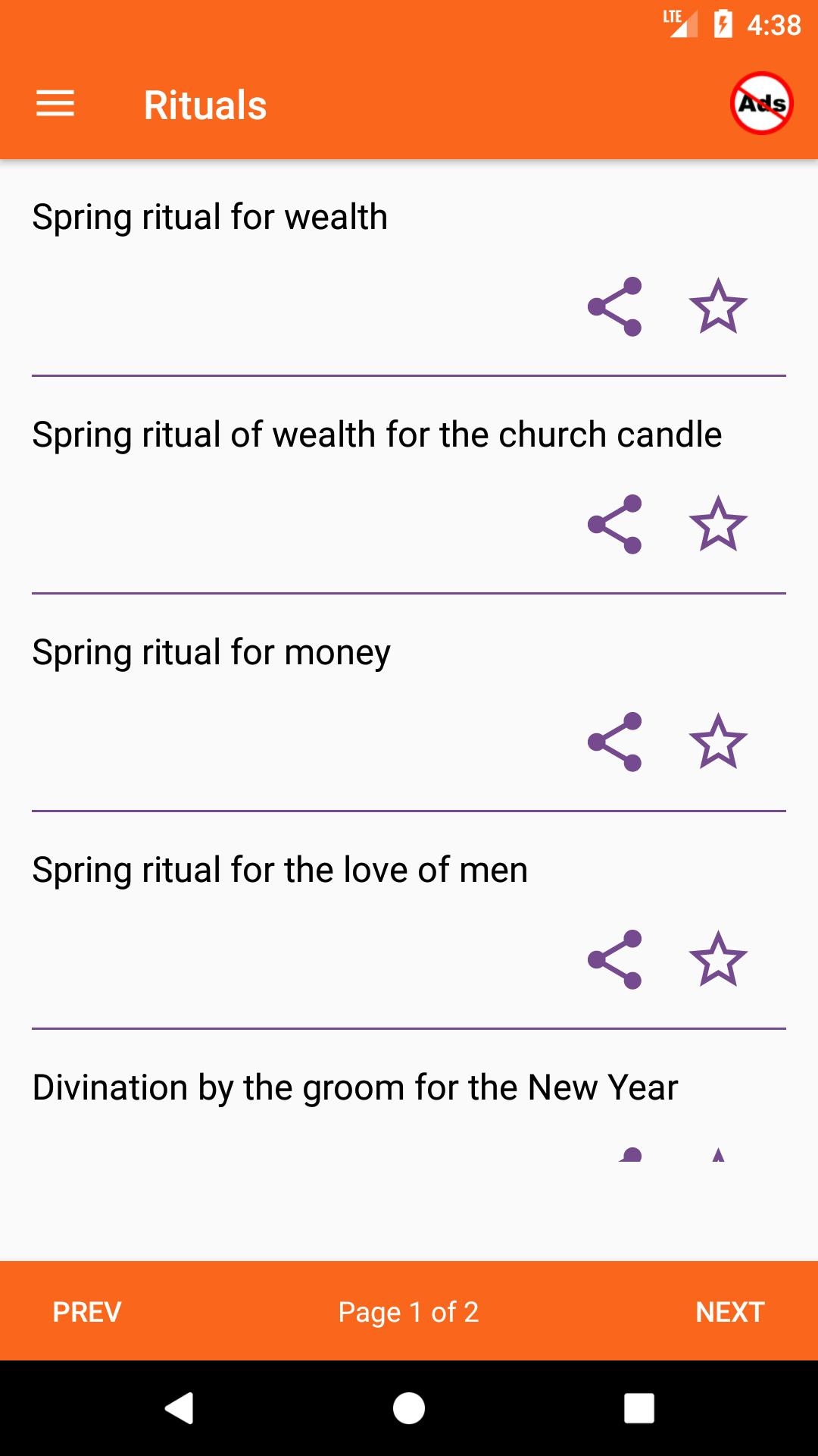 The magic book: rituals, spells and charms for Android - APK Download