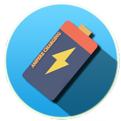 Ampere Charging Time icon
