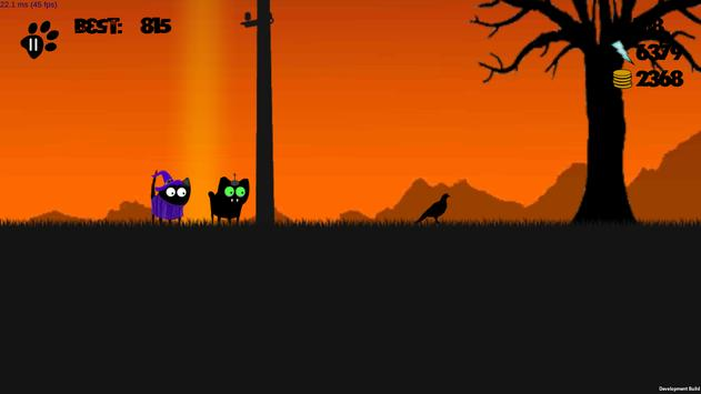Cat Runner apk screenshot