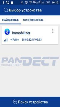 Pandect BT poster