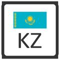 Regional Codes of Kazakhstan