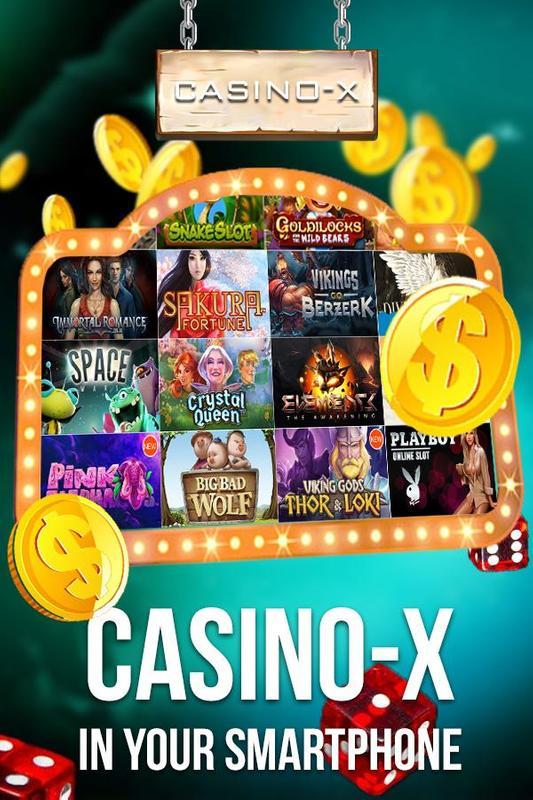 casino x 1