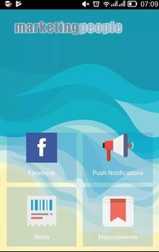 MarketingPeople apk screenshot