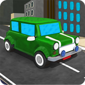 Car Plasticine Drive Simulator icon