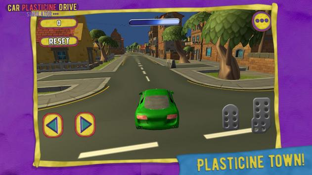 Car Plasticine Drive Simulator screenshot 3