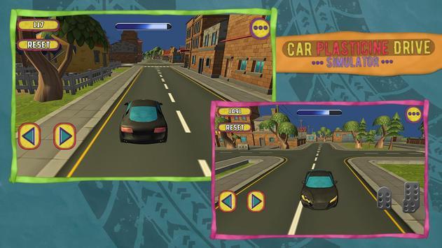 Car Plasticine Drive Simulator screenshot 12