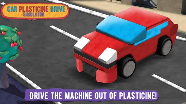 Car Plasticine Drive Simulator screenshot 1