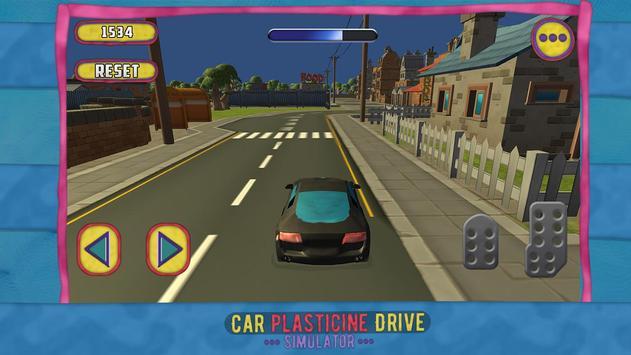 Car Plasticine Drive Simulator screenshot 4