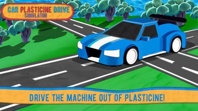Car Plasticine Drive Simulator screenshot 5