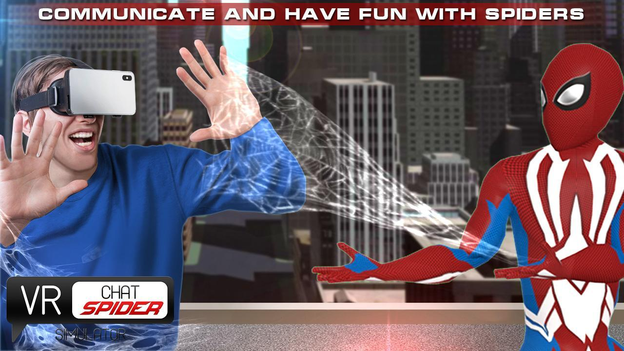 VR Chat Spider Simulator for Android - APK Download