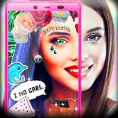 Tumbler girl editor icon