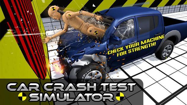 Car Crash Test Simulator APK Download - Free Simulation GAME for ...
