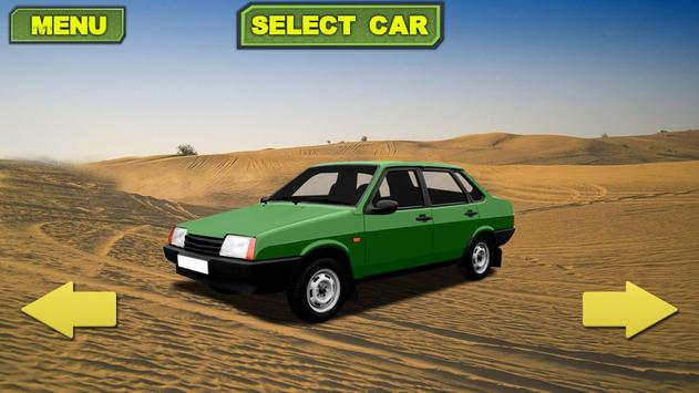 Drive LADA Safari Simulator apk screenshot