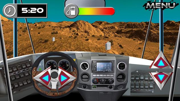 Driving Safari Offroad 4x4 apk screenshot