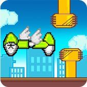 Flappy Hoverboard icon
