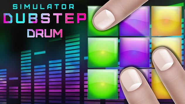 Simulator Dubstep Drum poster
