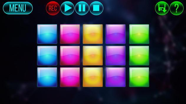 Simulator Dubstep Drum apk screenshot
