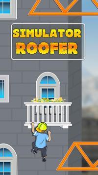 Simulator Roofer poster