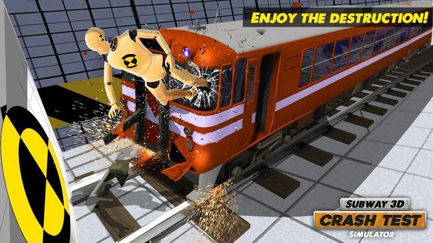 Subway 3D Crash Test Simulator APK Download - Free Simulation GAME ...