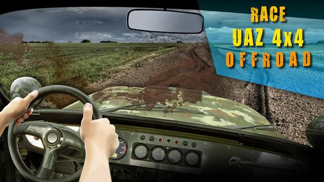 Race UAZ 4x4 Offroad apk screenshot