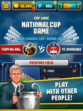 Soccer Academy Simulator apk screenshot