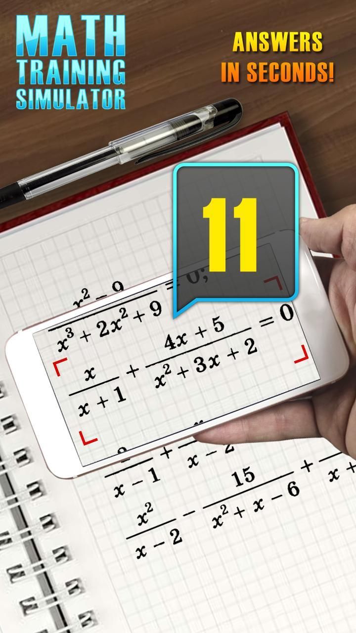 Math Training Simulator for Android - APK Download