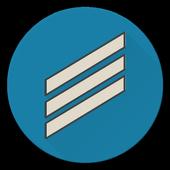 Germany military ranks icon