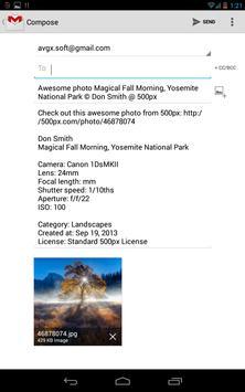 re:share for 500px apk screenshot