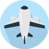 Авиабилеты أيقونة