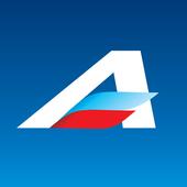 Авиафлот - Авиабилеты, туры, трансфер и отели. icon