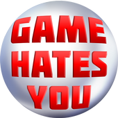 HATEBALL - a game that hates you icon