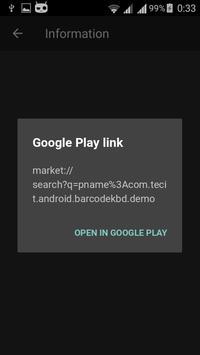 Smart Barcode Reader apk screenshot