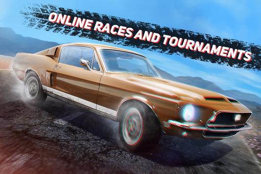 GTR Speed Rivals poster