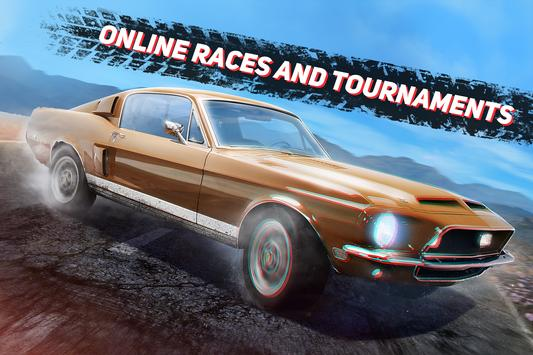 GTR Speed Rivals apk zrzut ekranu