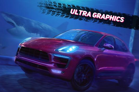 GTR Speed Rivals captura de pantalla de la apk