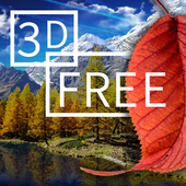 Autumn FREE Golden Fall, Falling leaves wallpapers icon