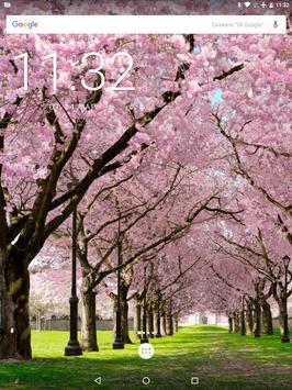 春の桜花の無料3D桜 春 の 桜 花 の 無 料 3D 桜 Cherry blossom FREE スクリーンショット 13