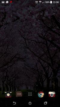 春の桜花の無料3D桜 春 の 桜 花 の 無 料 3D 桜 Cherry blossom FREE スクリーンショット 4